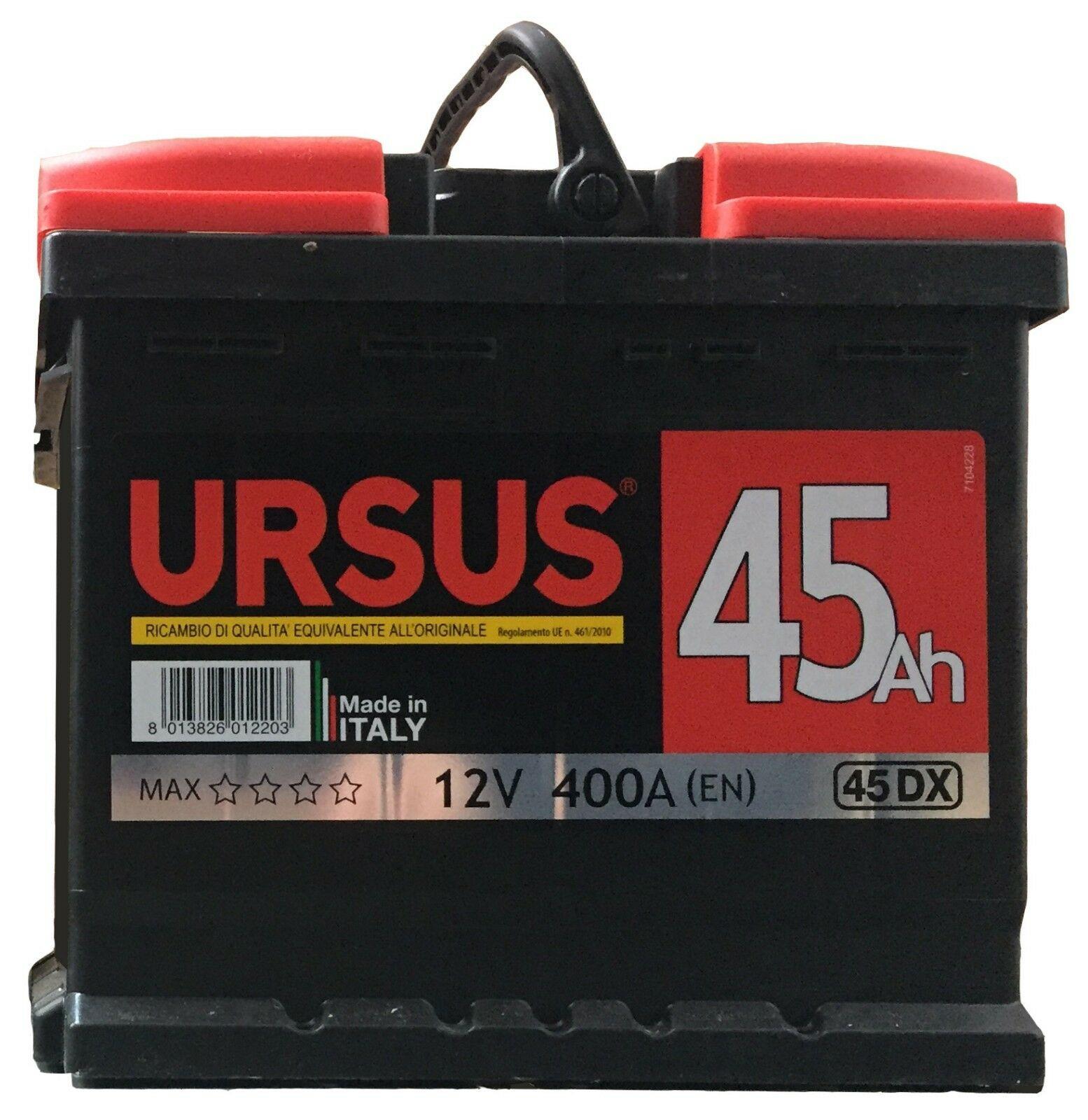 Batteria Ursus Auto 45Ah - BricoNew